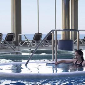 Massage de Bien-être Circulatoire à l'Hôtel Thalasso Atlantico