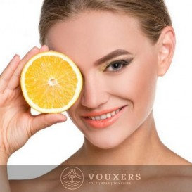 Chèque Cadeau Séance Vitamine C pour le Visage à l'hôtel Thalasso Atlantico