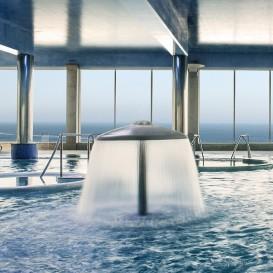 Bon pour une Douche à Jet d'Eau de Mer à l'Hôtel Thalasso Atlantico