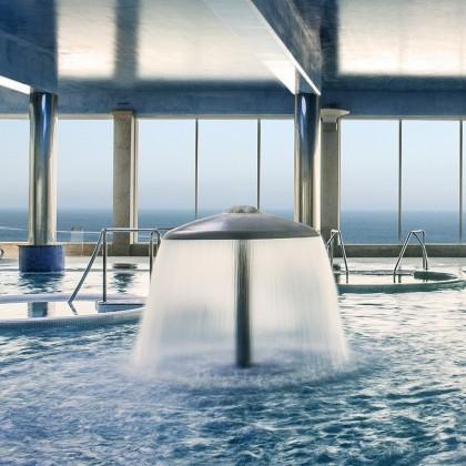 Voucher Jacto de Agua do Mar no Hotel Thalasso Atlantico