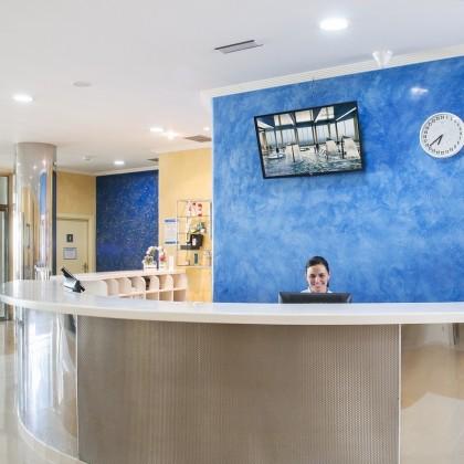 Sessao de Banho de Agua do Mar de Presente no Hotel Thalasso Atlantico