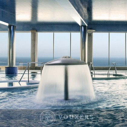 Remineralizador de Algas Marinhas e Água do Mar no Hotel Talaso Atlantico