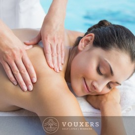 Voucher Essential Hot Oils Massage Calm&Luxury Premium Spa