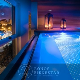 SPA Romantic Luxury Relax em SH Valencia Palace SPA calma & luxo Premium