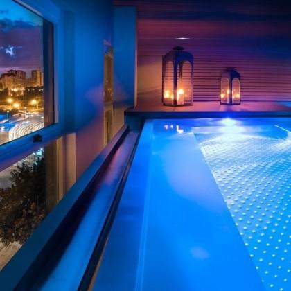 Cofre Luxury en Pareja en SH Valencia Palace SPA
