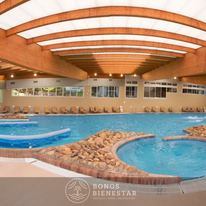 Bono Programa Caldaria Relax hoteles y balnearios Caldaria de Ourense