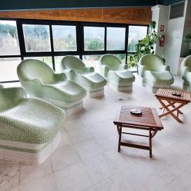 Bono regalo en los hoteles y balnearios Caldaria de Ourense