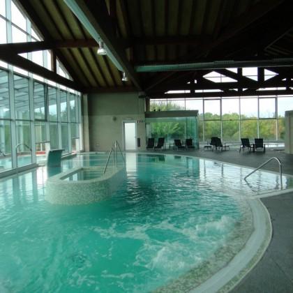 Estacia de lujo spa en el hotel Attica 21 Vilalba