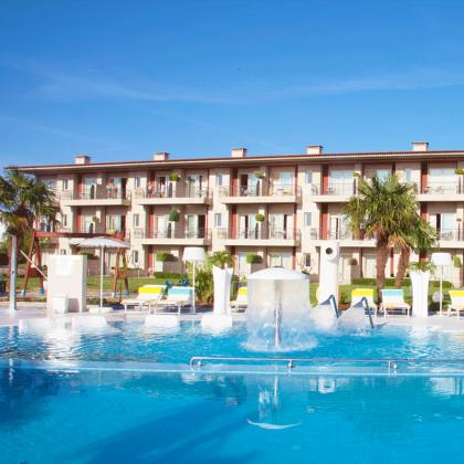 Bono Sanitas Per Aqua de una noche en Augusta Spa Resort
