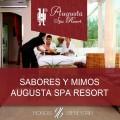Voucher Sabores e Mimos da Galiza Uma Noite em Suite Familiar Augusta Spa Resort