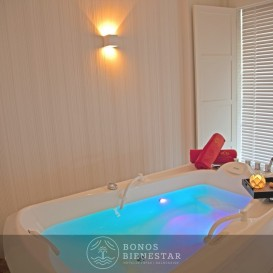 Voucher Banheira Capri para 2 pessoas no Gran Hotel Nagari Boutique Spa