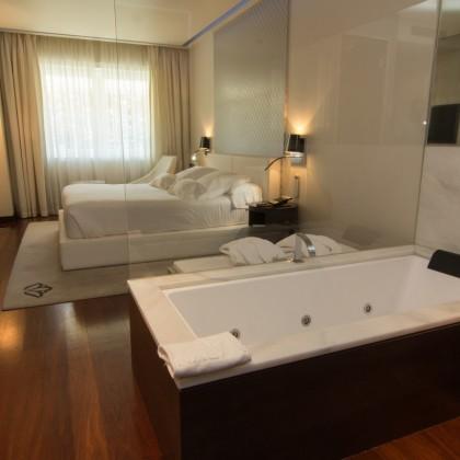 Alojamiento My Way Loft Premium doble con bañera en el Gran Hotel Nagari Boutique Spa
