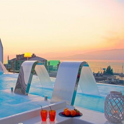 Bono Regalo Spa para 2 en el Spa Skyline en el Gran Hotel Nagari Boutique Spa
