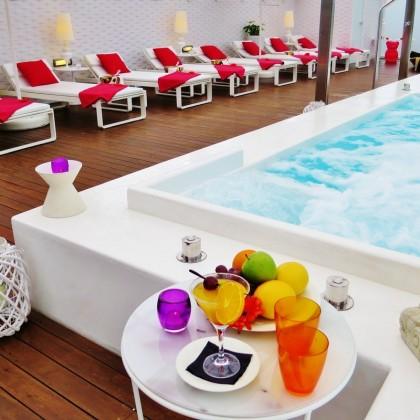 Voucher Spa para 2 em Spa Skyline em Hotel Nagari Boutique Spa