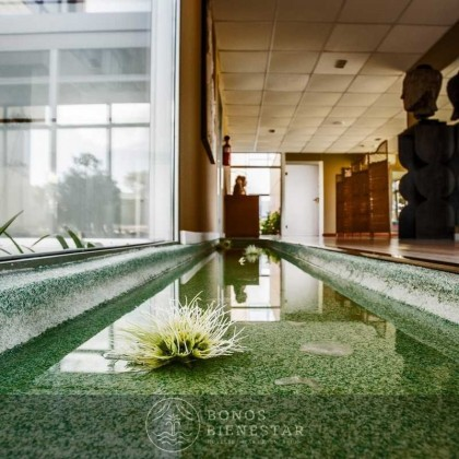 Voucher no Circuito Spa no Galatea Hotel em Portonovo