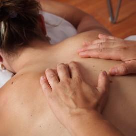 Massagem Hidratante no Spa Bienestar Moaña