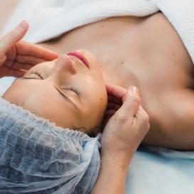 Massagem Craniofacial em Spa Bienestar Moanha