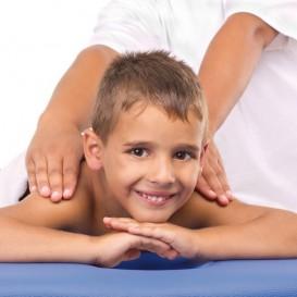 Massagem Local Especial Crianças em Spa Bienestar Moanha