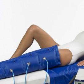 Pressoterapia no Spa Bienestar Moanha