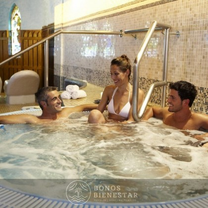 Regalo Ritual del Agua en Balneario de Lierganes