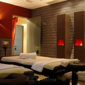 Massagem Shi-Tao com Pedras Vulcânicas no Augusta Spa Resort