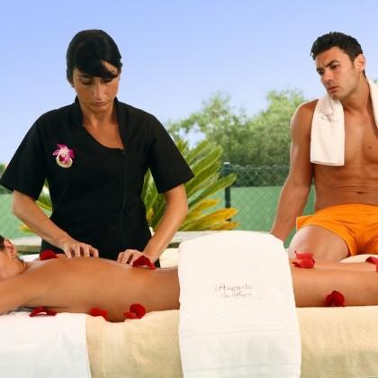 Bono Masaje Shiatsu Completo en Augusta Spa Resort