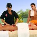 Massagem Shiatsu em Augusta Spa Resort de Sanxenxo