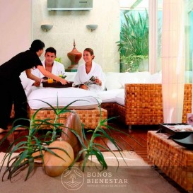 Bono Seating First Class para 2 personas en Augusta Spa Resort