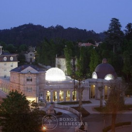 Uma noite com Mondariz Namora no Balneario de Mondariz