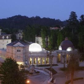 Presente duas noites Mondariz Namora em Balneario de Mondariz