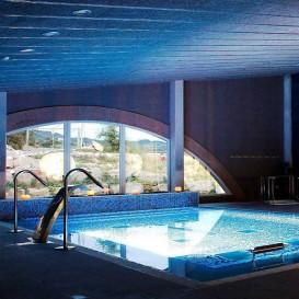 Presente de Programa Renova a Pele no hotel Oca Rocallaura