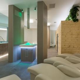 Experiencia Spa de Uma Noite no Odeon Ferrol Spa Hotel