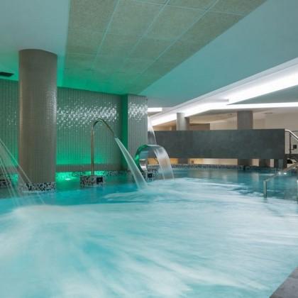 Estancia Spa de Dos Noches con Una Cena en el Hotel Odeon Ferrol Spa