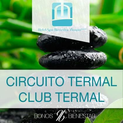 Bono regalo Termal Spa en el hotel spa Bienestar Moaña, en Pontevedra.