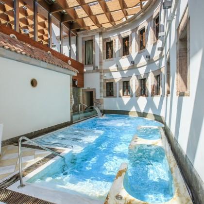 Balneario Real Manantial en el Centro Termal El Manantial para 2 personas en Las Caldas Villa Termal
