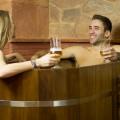 Circuito Spa Premium en Pareja en el Beer Spa Granada
