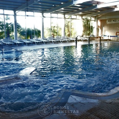 Bono regalo Estancia para 2 en hotel Termas Marinas El Palasiet