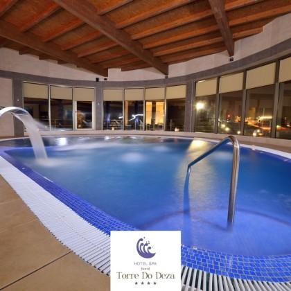 Bono Regalo Programa Relax en el hotel Norat Torre do Deza