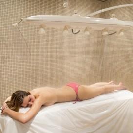 Massagem em Duche Vichy em Hotel Comendador Spa