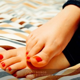 Voucher Pedicura Spa no hotel Norat Torre do Deza