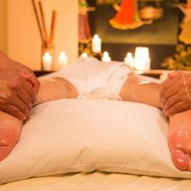 Massagem de Quatro Mãos no Hotel Comendador Spa