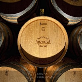 Bono Regalo Ritual Arzuaga 100% Vinoterapia en el Hotel Spa Arzuaga