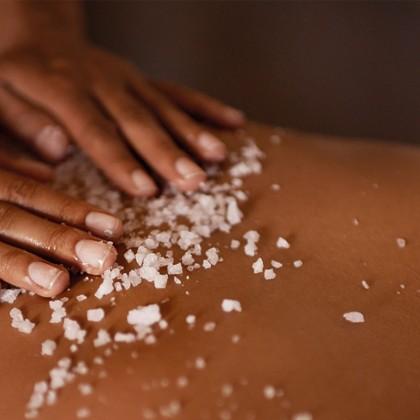 Bono Regalo Peeling Corporal de Cristales de Sal Marina en el Hotel Spa Arzuaga
