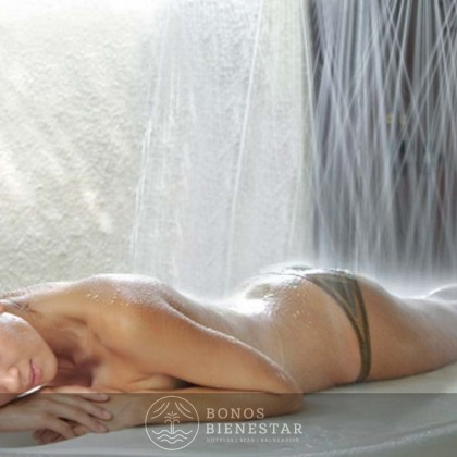 Bono Regalo Ducha Vichy con Peeling en el Hotel Spa Arzuaga