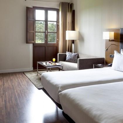 Gift Voucher Escapada Termal Uma Noite no hotel Oca Vila de Allariz