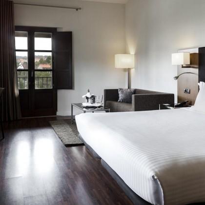 Bono Regalo Escapada Termal en Media Pensión de Una Noche en el hotel Oca Vila de Allariz