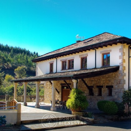Regalo de Escapada de una noche de hotel en Balneari de Rocallaura