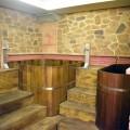 Circuito Beer Spa en el Beer Spa Alicante