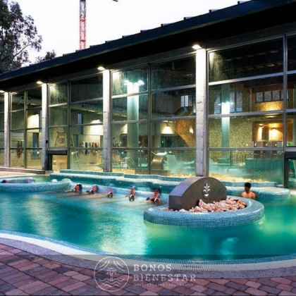 Bono Regalo de Balneario en Pareja en Hotel Termas en Balneario de Archena