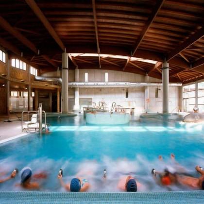 Bono Regalo de Acceso al Circuito Termal Balnea en Hotel Termas en Balneario de Archena